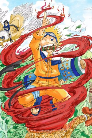 Naruto - Full Color